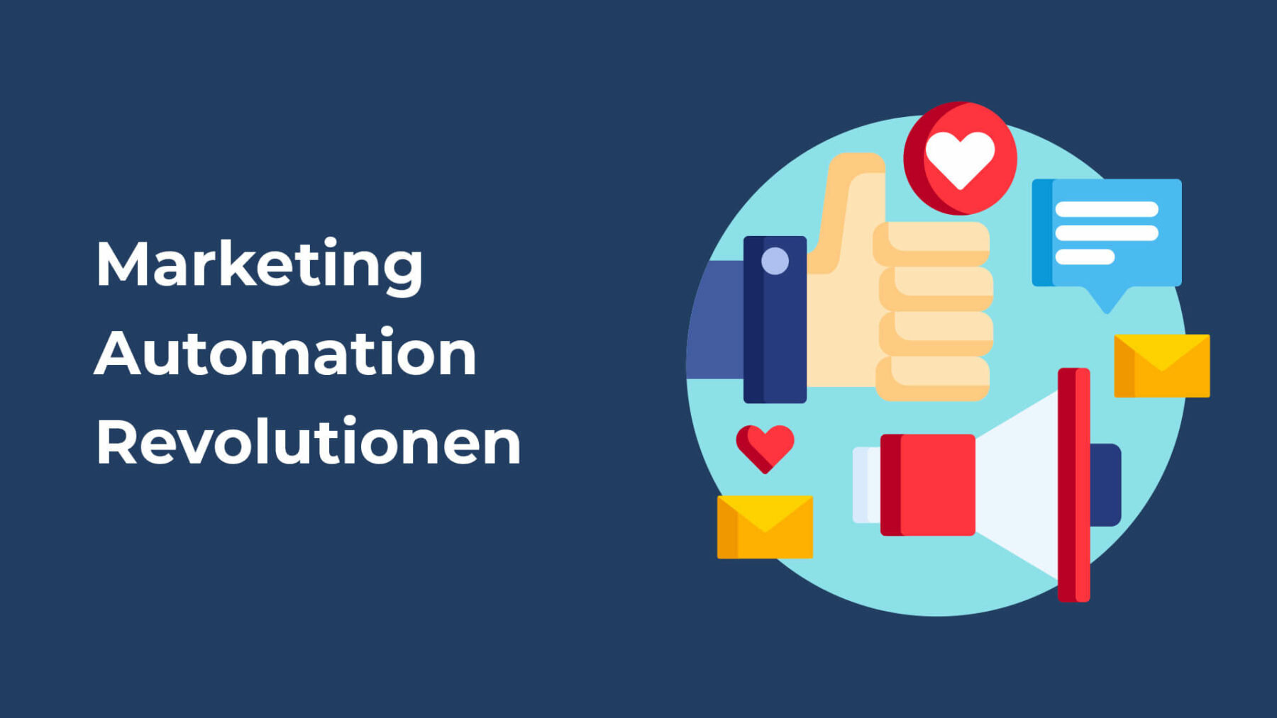 Marketing automation revolutionen header