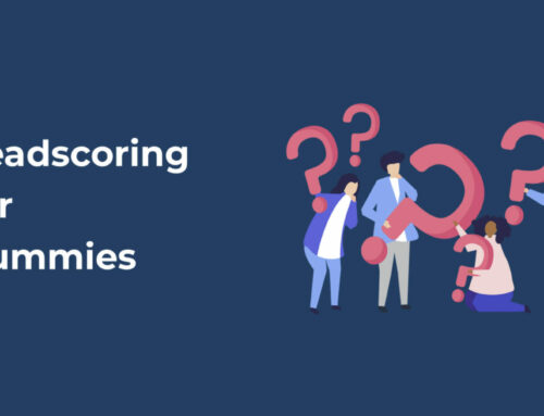 Leadscoring for dummies