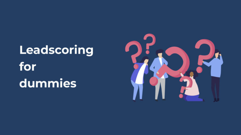 leadscoring for dummies header