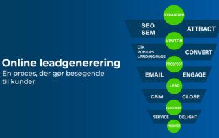 Online leadgenerering