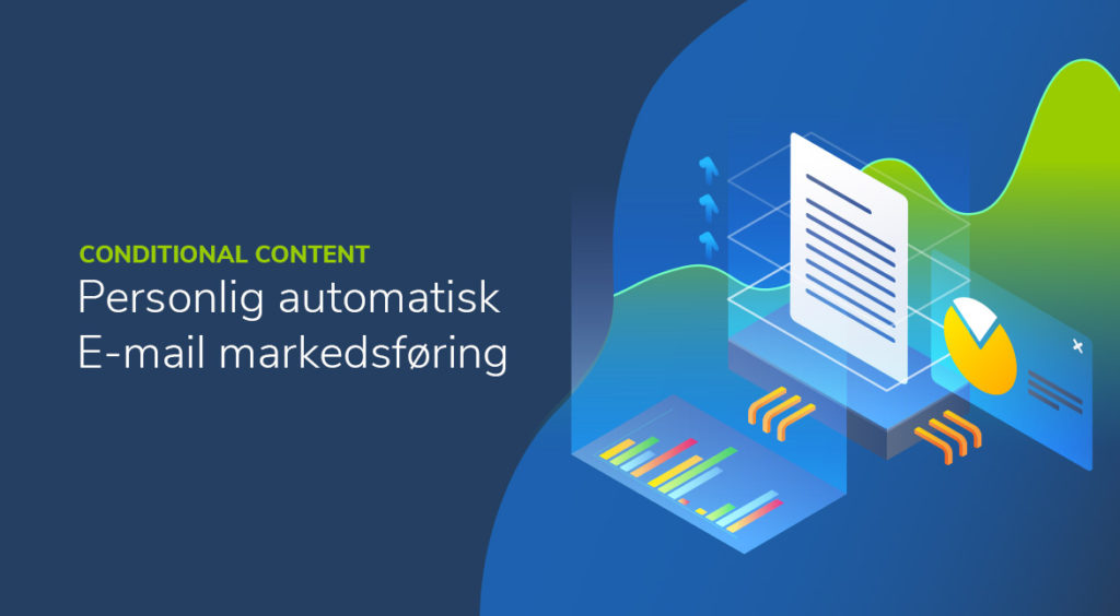 Personlig markedsføring med conditional content