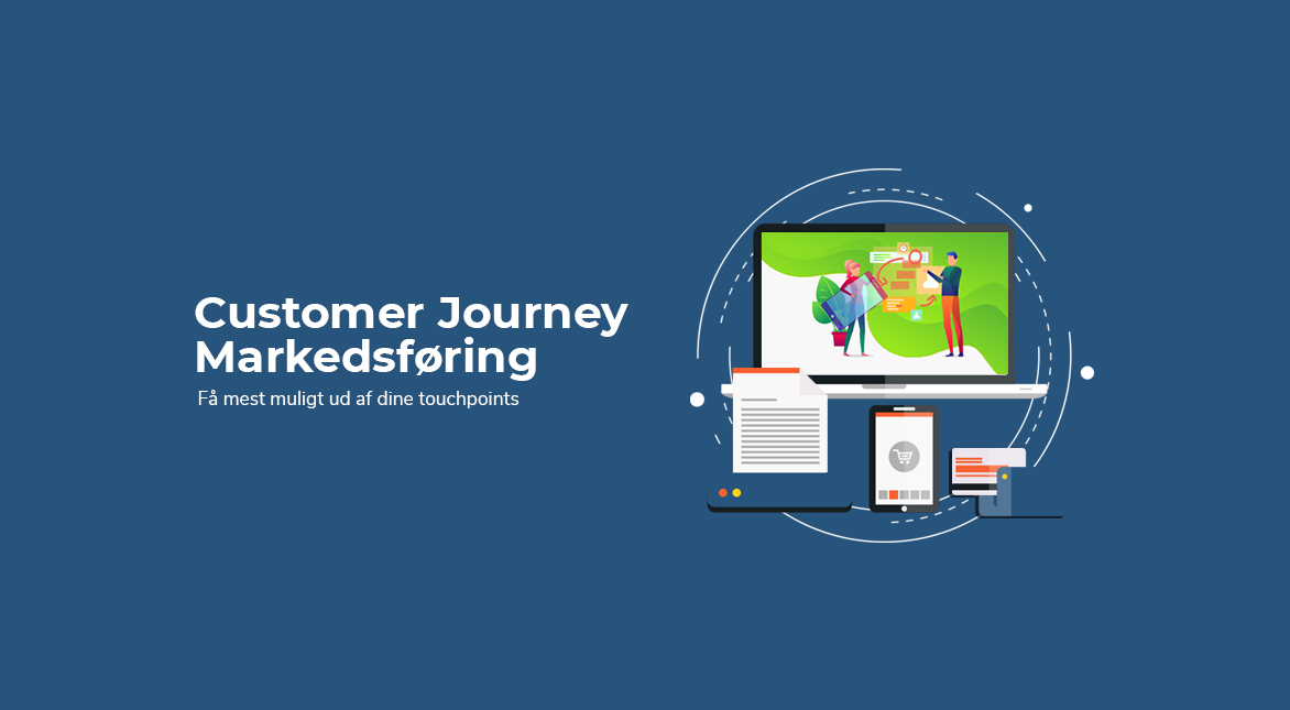 Customer journey markedsføring