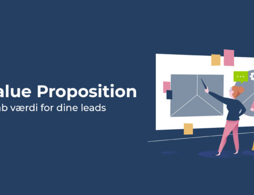 Guide til value proposition