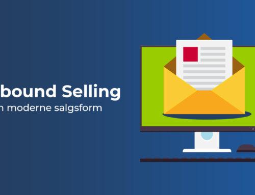 Inbound selling: den moderne salgsform