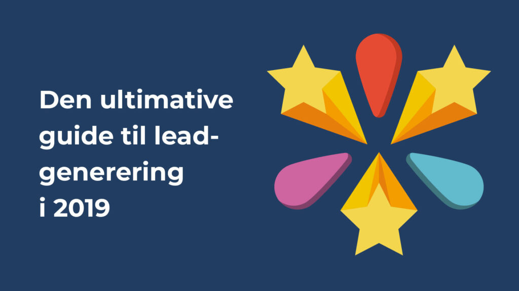 den ultimative guide til leadgenerering header