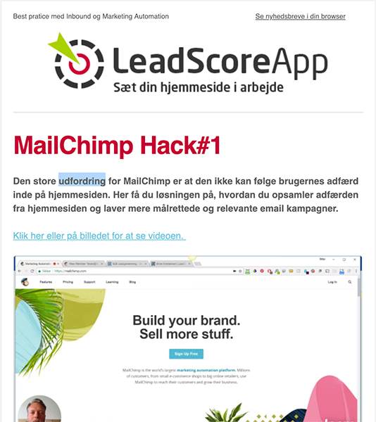 leadscoreapp newsletter