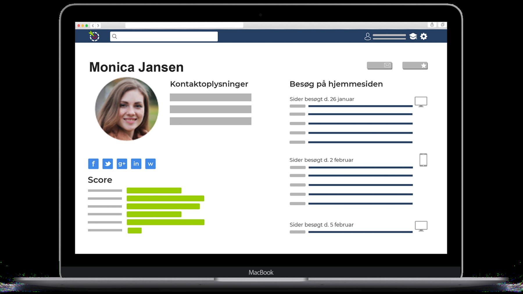 online software til leadgenerering