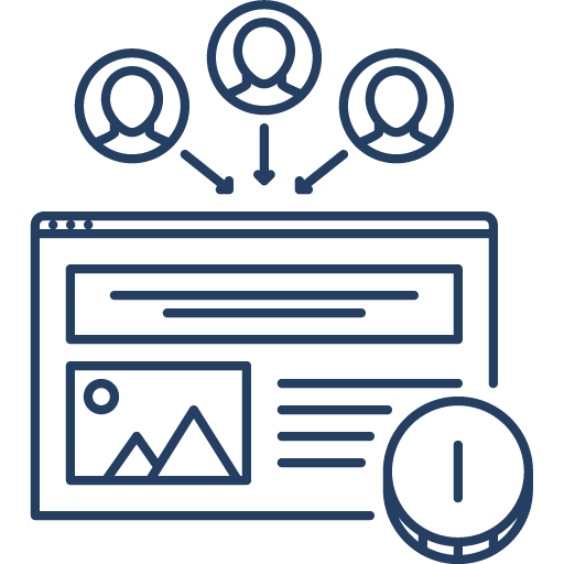 Webleads icon