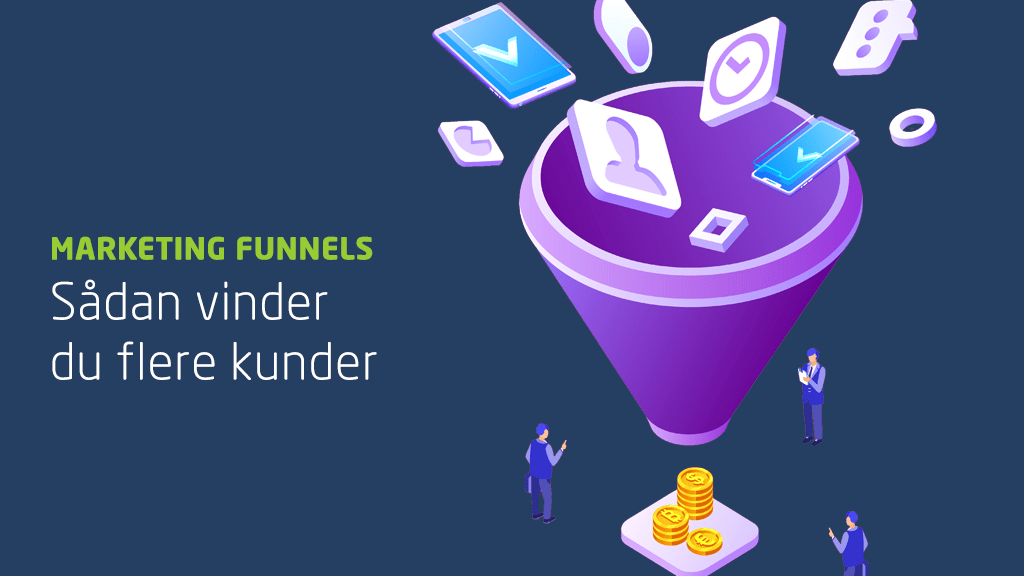 Marketing funnels